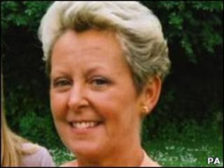 Jennifer Mills-Westley (foto: PA/The Lucie Blackman Trust)