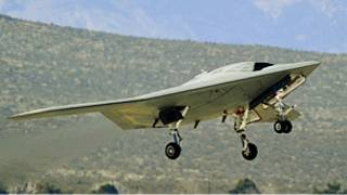طائرة أمريكية من دون طيار