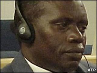 General Augustin Bizimungu (AFP)