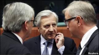 Зустріч міністрів фінансів країн єврозони