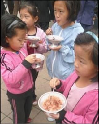 Trẻ em Bắc Hàn