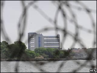 Presídio de Rikers Island, em Nova York (AFP)