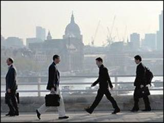Người đi làm tại London