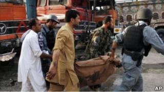 محل حمله جلال آباد