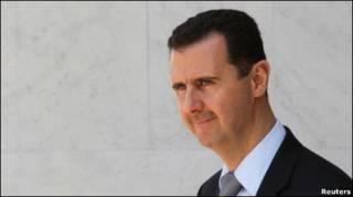 Tổng thống Bashar al-Assad