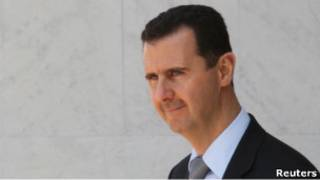 بشار اسد، رئیس جمهوری سوریه