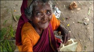 Індійська жінка