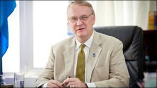 John Hendra, Điều phối viên thường trú của Liên Hiệp Quốc tại Việt Nam