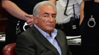 Strauss-Kahn in court