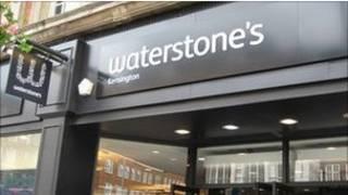 Книжный магазин Waterstones