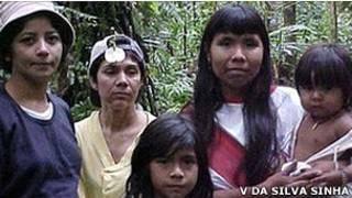 tribu Amondawa