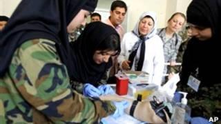 بیمارستان چهارصد بستر کابل