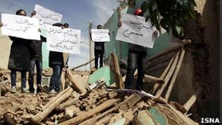 اعتراض به تخریب بافت تاریخی شیراز