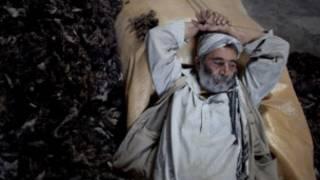 کارگر افغان جویای کار (عکس از آرشیو)