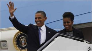 Барак та Мішель Обами