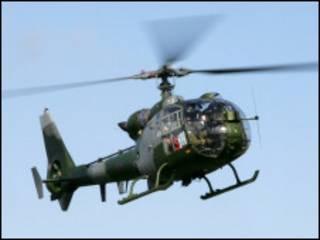 गैज़ेल हेलिकॉप्टर(फ़ाईल फ़ोटो)