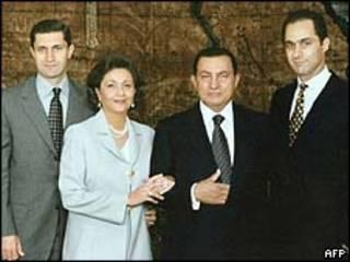 अला, सूज़ान, होस्नी और जमाल