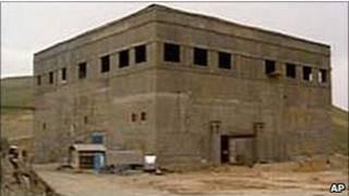 عکس سیا از آنچه می گوید تاسیسات در حال ساخت اتمی در شرق سوریه است