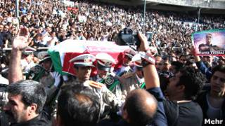 تشییع جنازه حجازی
