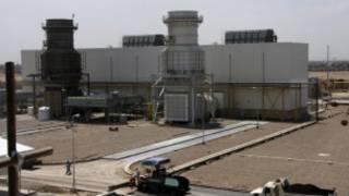محطة كهرباء في العراق
