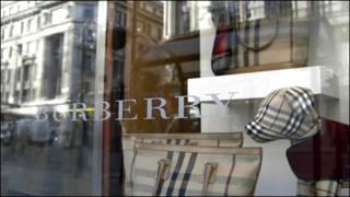 Burberry伦敦店