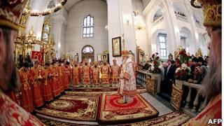 Русская православная церковь, РПЦ, патриарх Кирилл