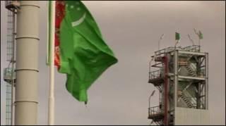 Газове родовище у Турменістані
