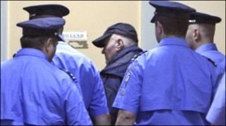 Mladic at court