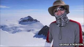 16-летний рекордсмен Джордж Аткинсон на Эвересте