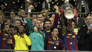 Chung kết Champions League 2011