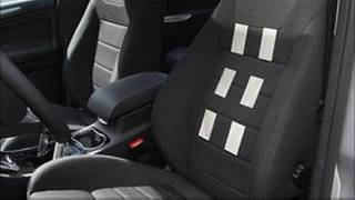 Prototipo del asiento de coche de Ford