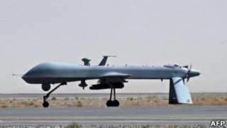 طائرة امريكية بدون طيار