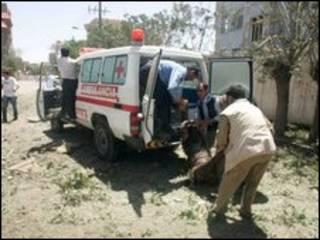हेरात में धमाका
