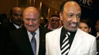 Hammam dan Blatter