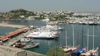 Курорт Бодрум в Турции