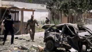 Взрывы в Афганистане
