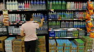 台灣食品塑化污染風波愈演愈烈