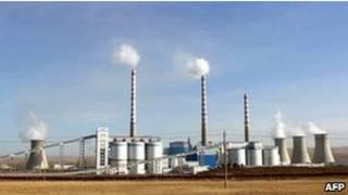 Выбросы газа в атмосферу