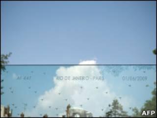 Detalhe de memorial às vítimas inaugurado por ocasião do 1º ano do acidente (Foto: AFP/ Getty Images)