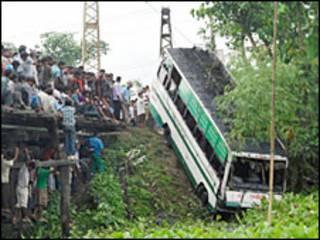बस दुर्घटना (फ़ाइल तस्वीर)