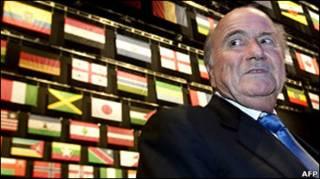 Зепп Блаттер можливо продовжить керувати світовим футболом