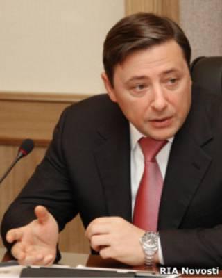 Полпред президента в Северо-Кавказском федеральном округе Александр Хлопонин