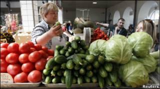 Україна може заборонити овочі з ЄС
