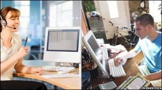 Кількість працюючих вдома невпинно зростає