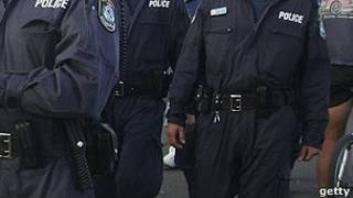 Policía de Australia (foto de archivo)