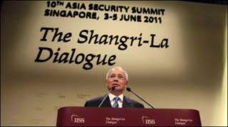 Thủ tướng Malaysia đọc diễn văn khai mạc Đối thoại Shangri-La