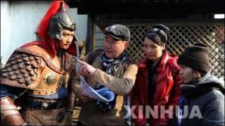 Cảnh trong phim 'Lý Công Uẩn - Đường tới thành Thăng Long'