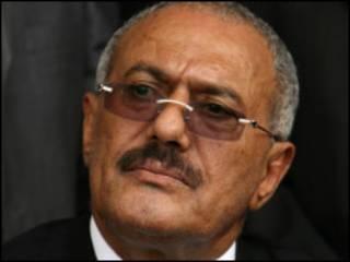 Shugaban Yemen Ali Abdallah Saleh