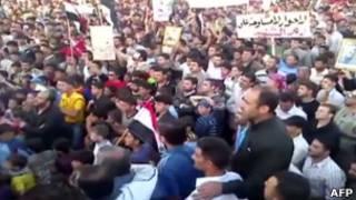 اعتراضات سوریه