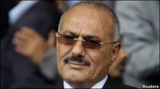 Президент Салех
